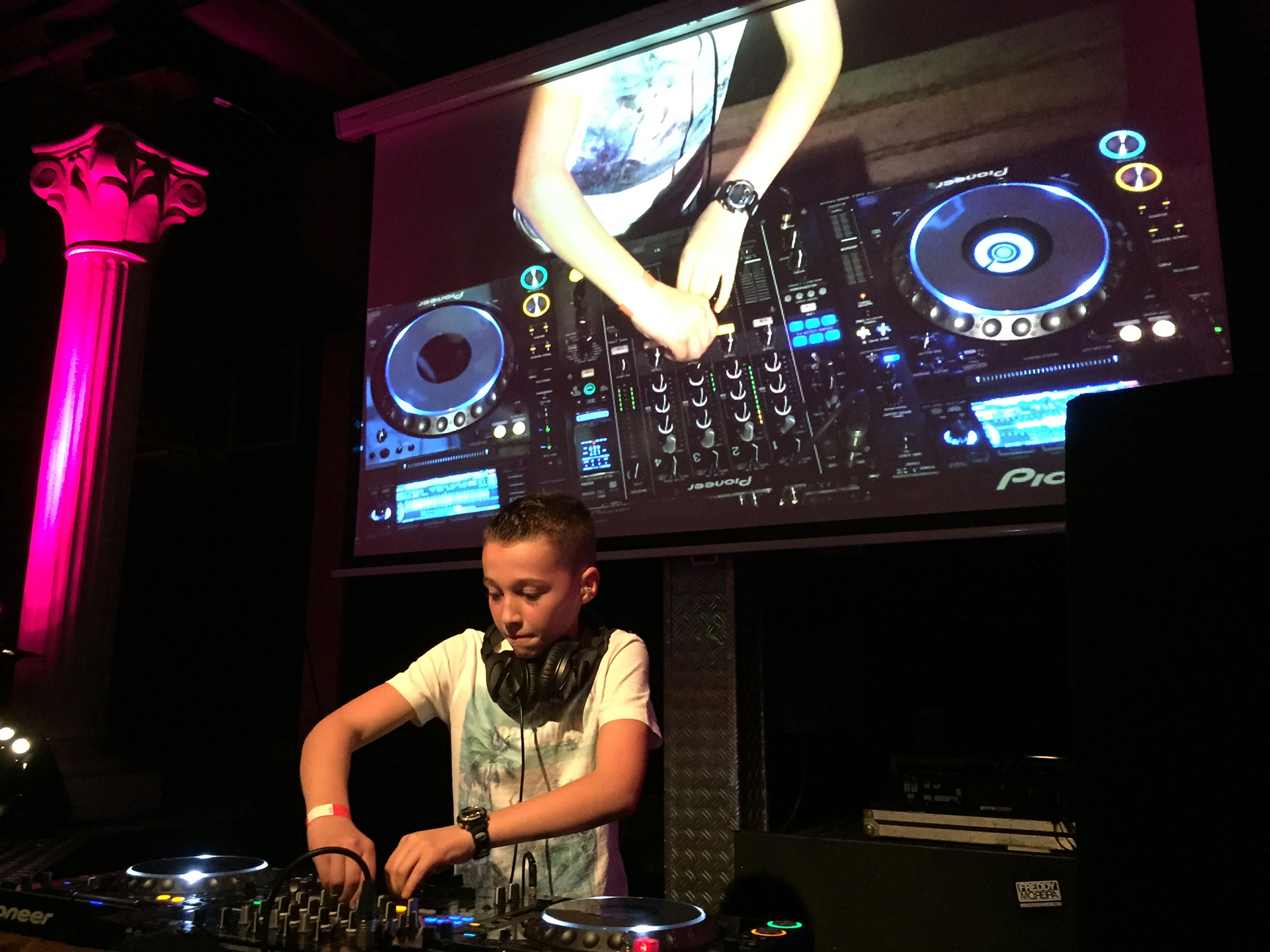 DJ Twan wint Battle of the Beats_foto Anne Marije Heijmink